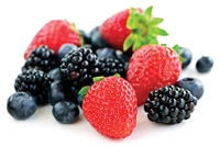 Berries - Food that reduce cellulite