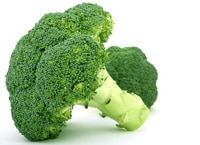 Broccoli - Food to reduce cellulite