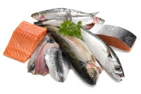 Oily fish - Food that fight cellulite