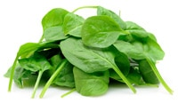 Spinach - Foods to fight cellulite